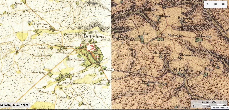 Moitzfeld Bensberg